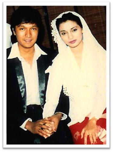 Cinta Putih Kami: Ikang Fawzi & Marissa Haque