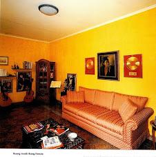 Ruang Musik Ikang Fawzi (saat Awal Jadi)