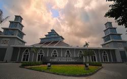 masjid sunan kalijaga, yogyakarta, elis anis, marissa haque, ohio university