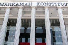 MK (Mahkamah Konstitusi) Republik Indonesia