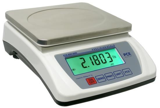 Industria de balanzas septiembre 2012 - Balance de cuisine digitale ...