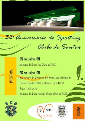 32º Aniversario Sporting de Santar