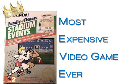 Most Expensive Video Game
