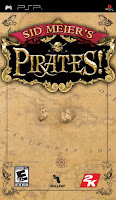 Sid Meier's Pirates Live the Life - PSP