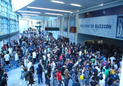Blizz Con Crowd