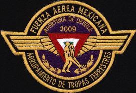 Parches de Escuadrones de la FAM - Página 3 H-desfile2009T