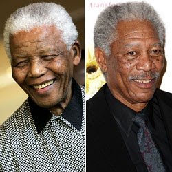 electronic village morgan freeman talks about his movie 39 invictus 39. Black Bedroom Furniture Sets. Home Design Ideas