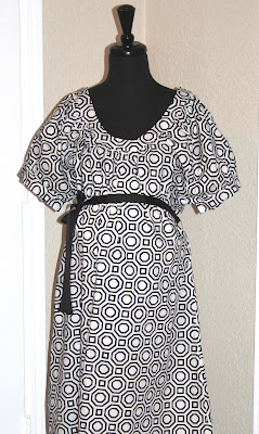 Bellini-cute, chic, stylish hospital gown, labor & delivery
