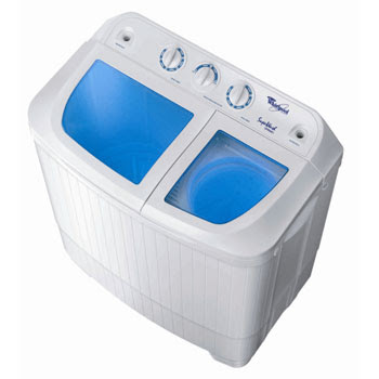 Whirlpool Spin 601 Washing Machine With Free Reebok Watch