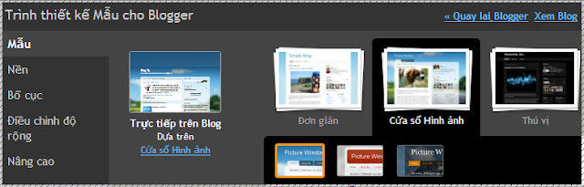 """""""sửa nhà"""" của Tranhung09 - Kinh nghiệm chỉnh sửa Template Blogger ban đầu Trinh+Thiet+ke+blogger"""