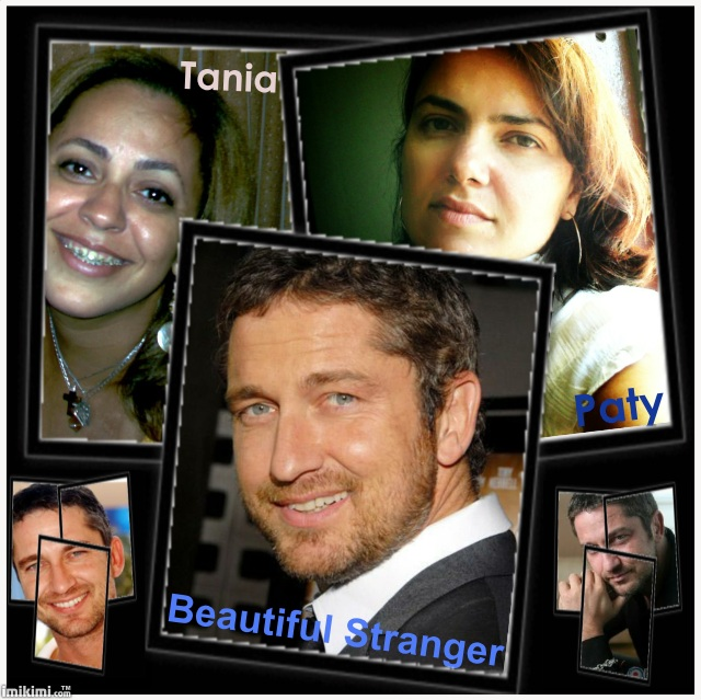 Gerard Butler - The Beautiful Stranger