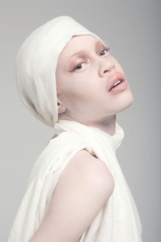 Holli S Ramblings A Whiter Shade Of Pale Albino Models