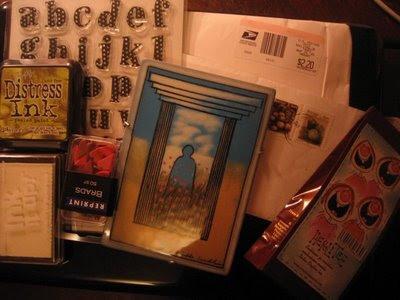 Tuliaiset ja posti
