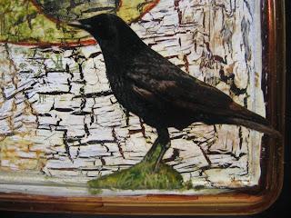 Lintu on netistä tulostettu kuva