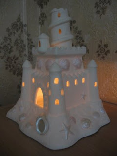 Sandcastle by Partylite