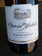 Columbia Valley 2006 Gewurtztraminer