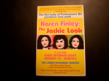 THE JACKIE LOOK POSTER