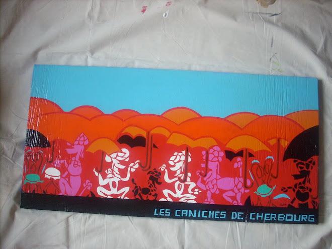 les caniches de cherbourg