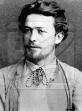 Chekhov was a hunk!