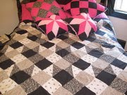 first and only quilt i ever made