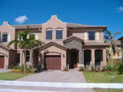 Townhouse en alquiler en Silver Palm en el sur de Miami: Homestead