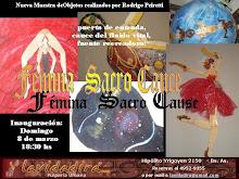 Tercera Muestra: Fémina Sacro Cauce