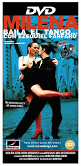 DVD Milena Baila el Tango...