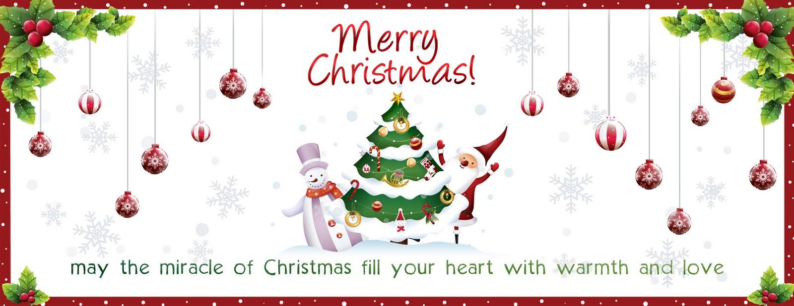 Jean Like Design: Christmas Greeting Website Bannner