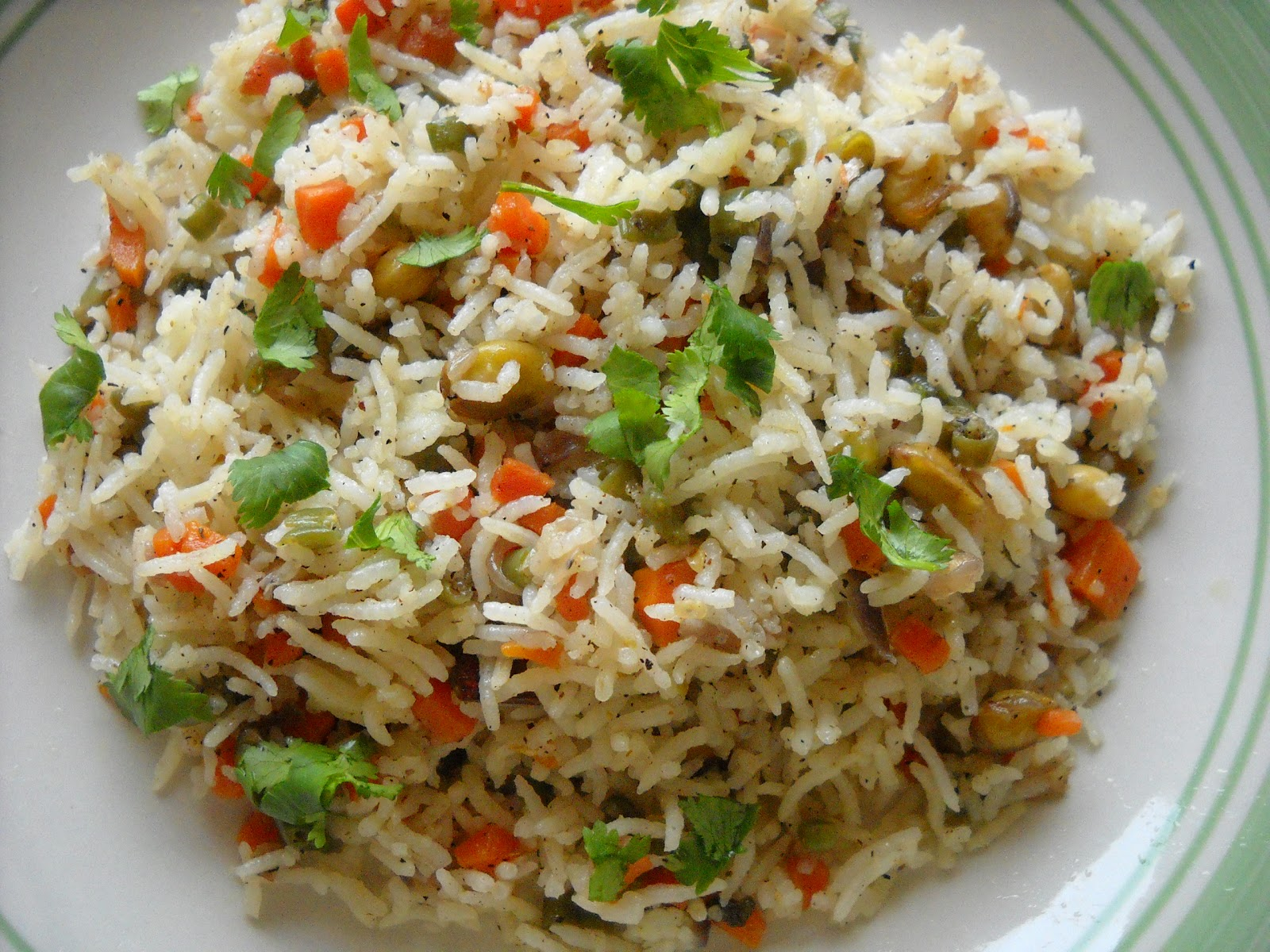 Savitha's Kitchen: Indian style fried rice