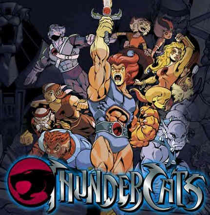 Thundercats  on The Rebel Page  Holy Thundera    Thundercats Ho