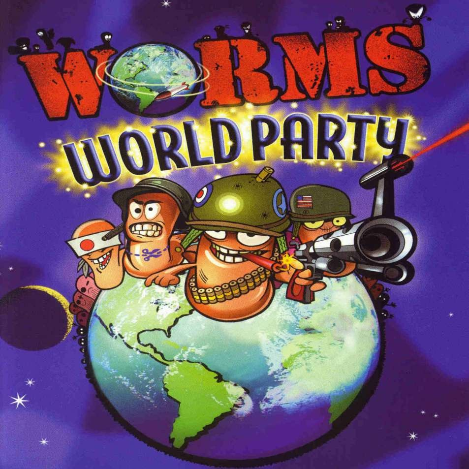 Worms World Party - The official website from Team17