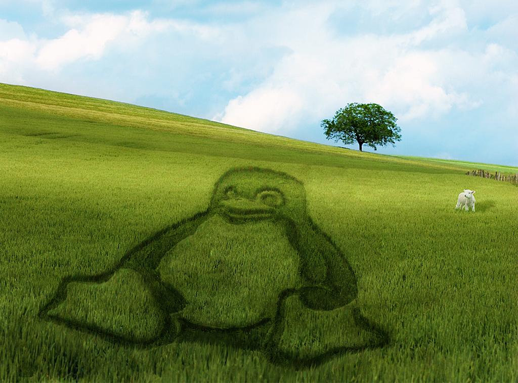 Wallpaper Desktop Linux. linux wallpapers
