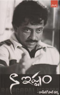 Read & Download RGV's Naa Istam Book