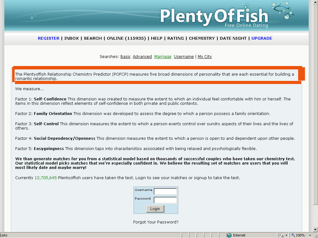 Pof login in english pof canada plenty of fish pof for Login plenty of fish