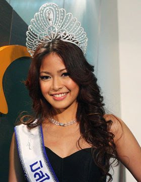 JUST ABOUT ANYTHING: Miss Thailand Universe 2010 - 19 year-old Fonthip ...