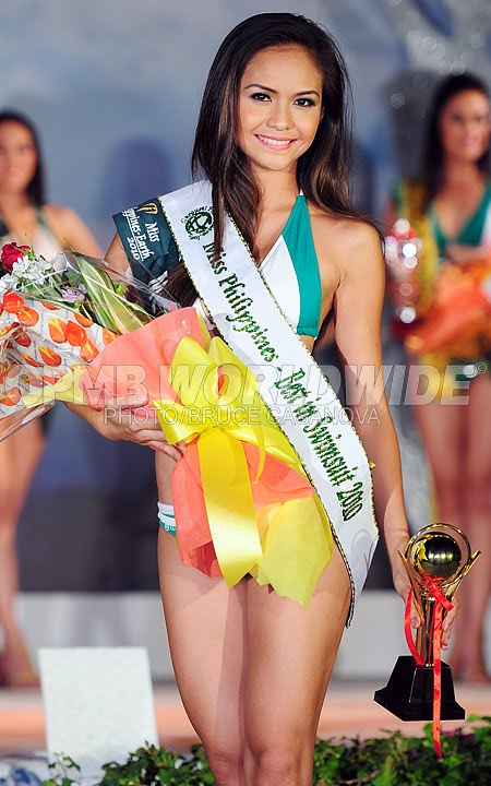 Infanta Philippines  city images : Kris Psyche Resus, Miss Infanta is the newly crowned Miss Philippines ...