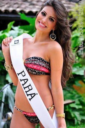 Miss Mundo Brasil World Brazil 2011 Delegates