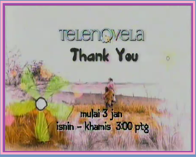 telenovela thank you mulai 3 januari 2011 preview telenovela thank