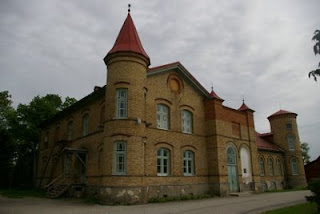 Welcome to Estonia - Lasila manor