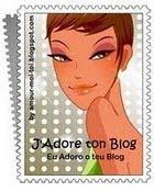 Premio J'Adore ton Blog