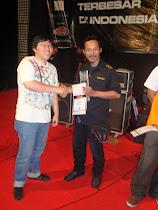 Juara 3 Bebek Custom - HOCS Bali