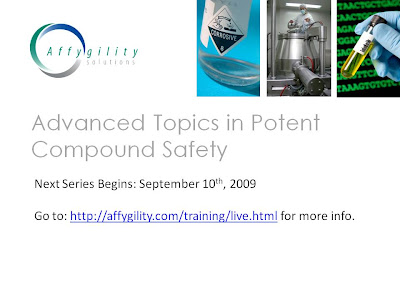 potent compound safety