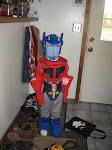 My bossy Transformer