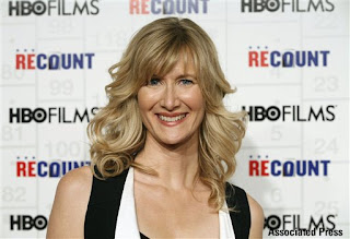 The gravitas-lending Laura Dern