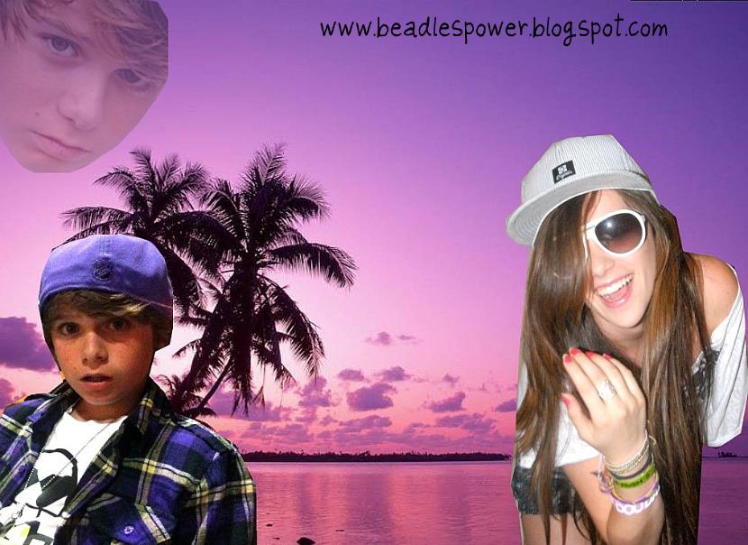 Christian und Caitlin Beadles
