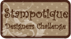 STAMPOTIQUE DESIGNER CHALLENGE