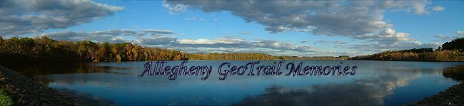 Allegheny GeoTrail Memories