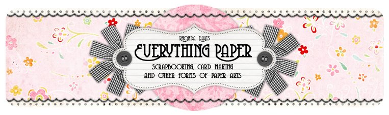 Everything Paper