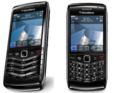 BlackBerry Pearl 9100 User Guide Manual