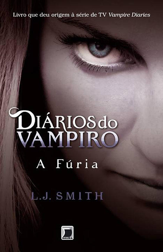 Série Diários de um Vampiro- Livro 03- A Fúria, de L.J. Smith